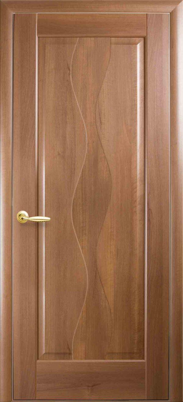 Межкомнатные двери ПВХ П2 ПГ 5