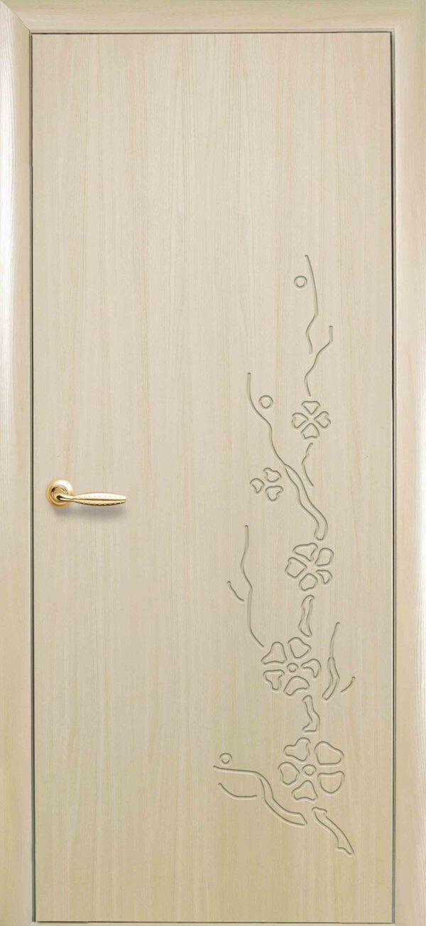 Межкомнатные двери ПВХ П25 ясень 5
