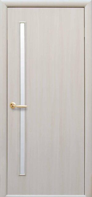 Межкомнатные двери ПВХ П32 ясень