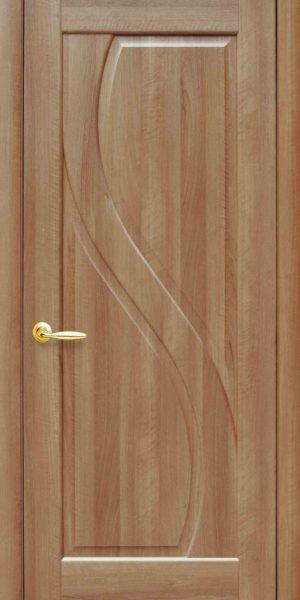 Межкомнатные двери ПВХ П4 ПГ