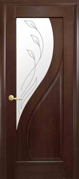 Межкомнатные двери ПВХ П4 ПО