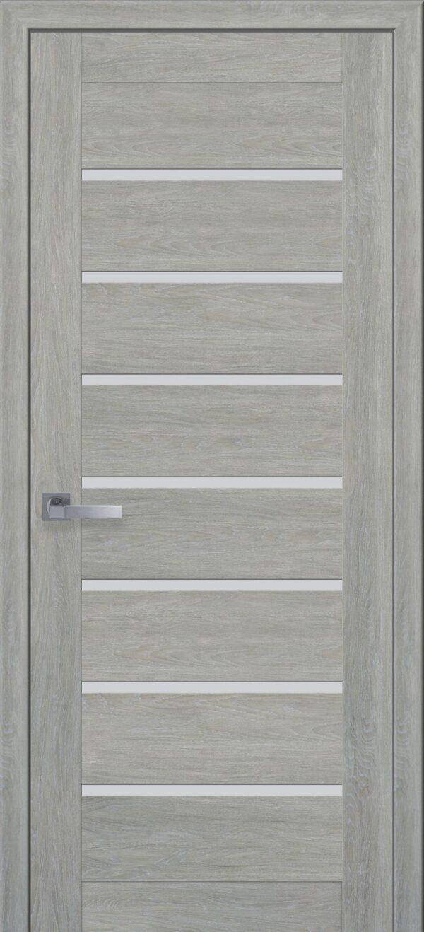 Межкомнатные двери ПВХ П43 дуб дымчатый 5