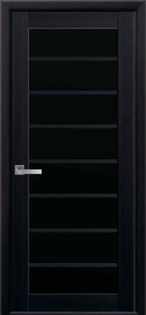 Межкомнатные двери ПВХ П44 венге 3d