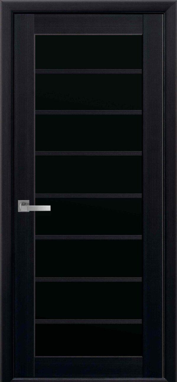 Межкомнатные двери ПВХ П44 венге 3d 5
