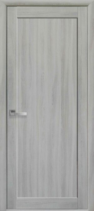 Межкомнатные двери ПВХ П45 дуб дымчатый
