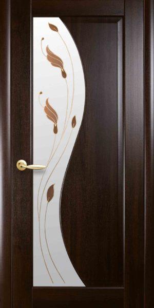 Межкомнатные двери ПВХ П6 ПО