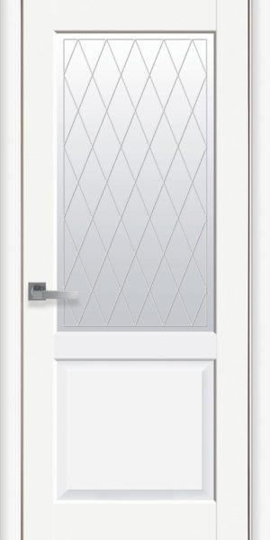 Межкомнатные двери ПВХ П7 ПО