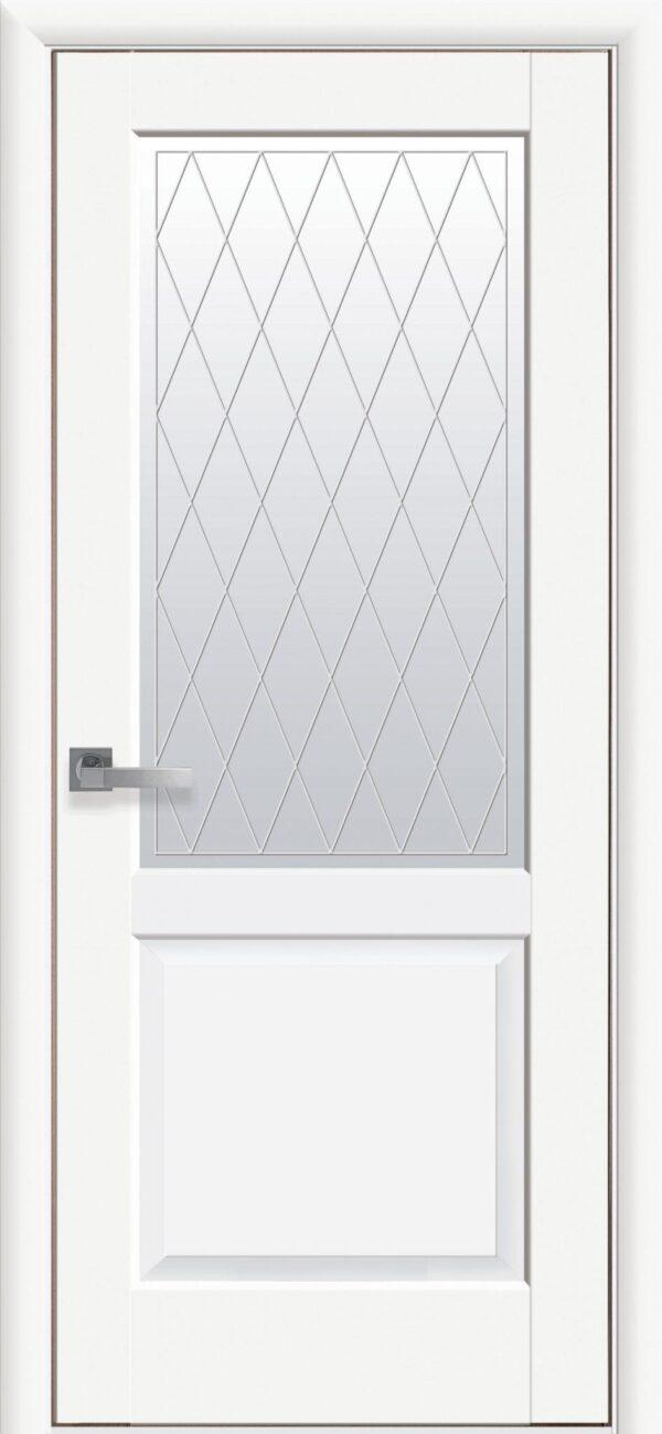 Межкомнатные двери ПВХ П7 ПО 5