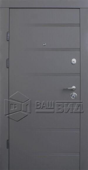 Двери Роял двухцветные (входные квартира)