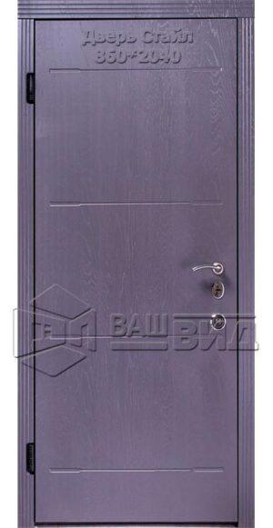Двери Стайл 860*2040 (входные квартира)