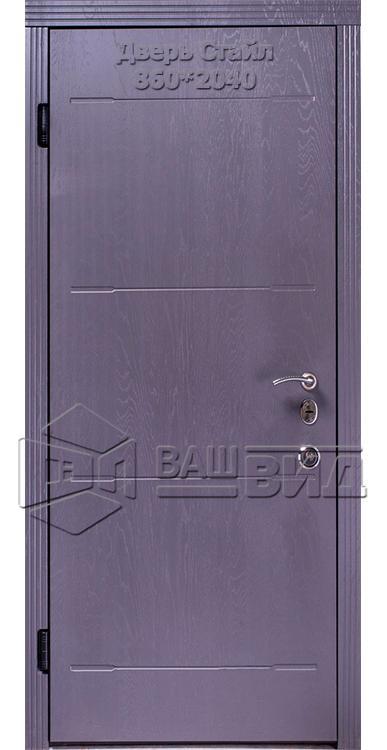 Двери Стайл 860*2040 (входные квартира) 5