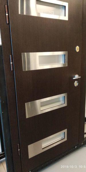 Входные двери НПВП №5 Адель (Распродажа)