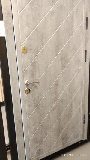 Входные двери НПВП №6 Монолит Ескада 960 Правая (Распродажа)
