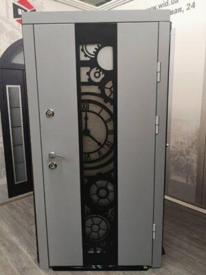 Входные двери НПВП №7 Скиф 5, 960 Правая (Распродажа)