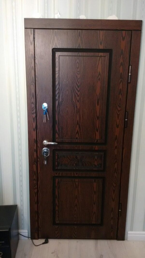 Входные двери НПВП №8 Полимер (Распродажа) 5