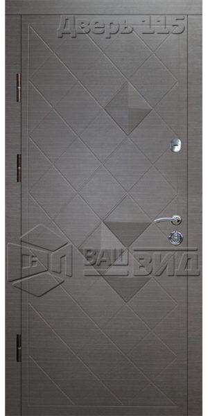 Дверь Ромб 1 (входная квартира)