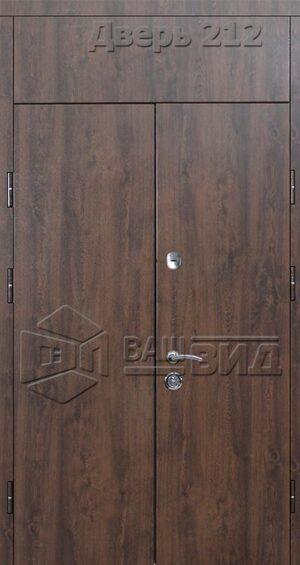 Дверь Мило (входная улица)