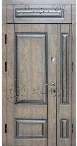 Дверь Модерн 5 (входная улица)