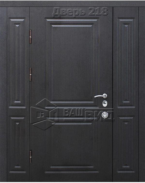 Дверь Б 115 (входная улица) 5