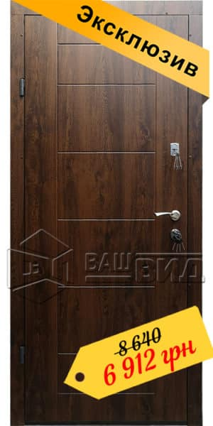Дверь Сити 860-960*2050 (Универсальная)