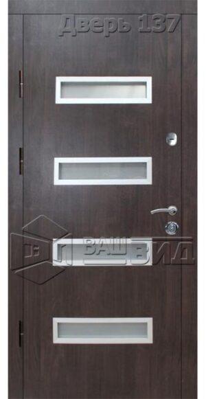 Дверь Адель 4 (входная улица)