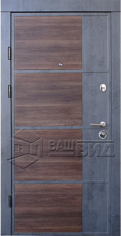 Двери Бостон-М (входные квартира) 5