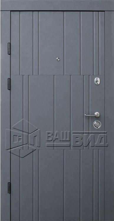 Двери АРТ (входные квартира) 5