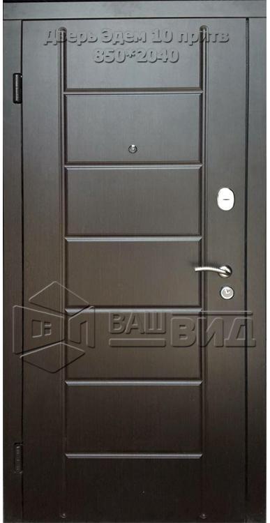 Двери Эдем 10 притв 850*2040 (входные квартира) 5