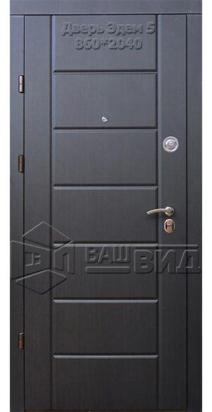 Дверь Эдем 5 860*2040 (входная квартира)