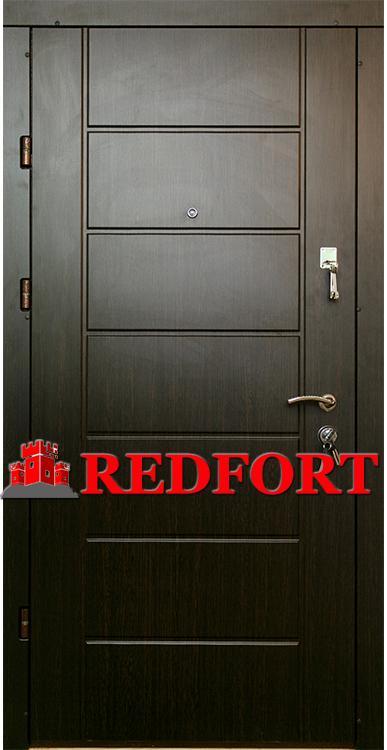 Двери Канзас 2 цвета (входные квартира) 5