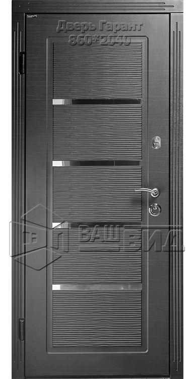 Двери Гарант 860*2040 (входные квартира) 5