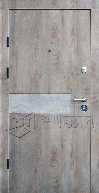 Двери Сиена (входные квартира) 5