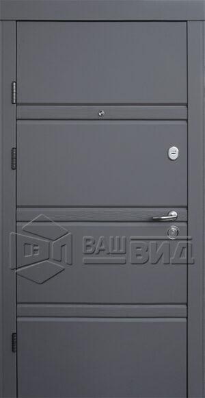 Дверь Грация двухцветная (входная квартира)