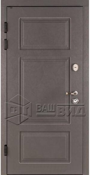 Дверь Канна 2 двухцветная (входная квартира)