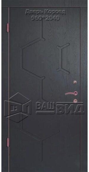 Дверь Короед 960*2040 (входная квартира)