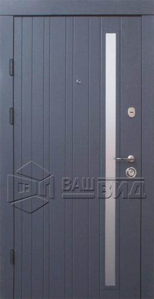 Двери Браш-AI (входные квартира)