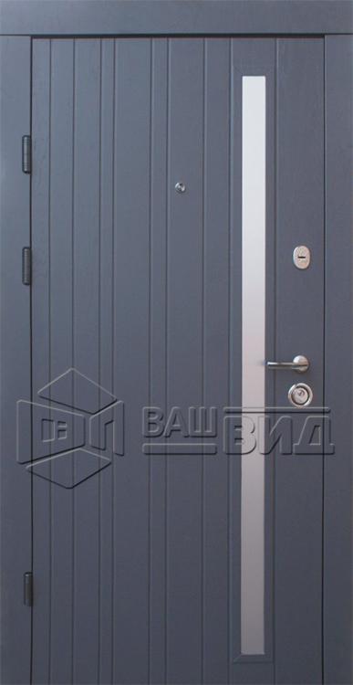 Двери Браш-AI (входные квартира) 5