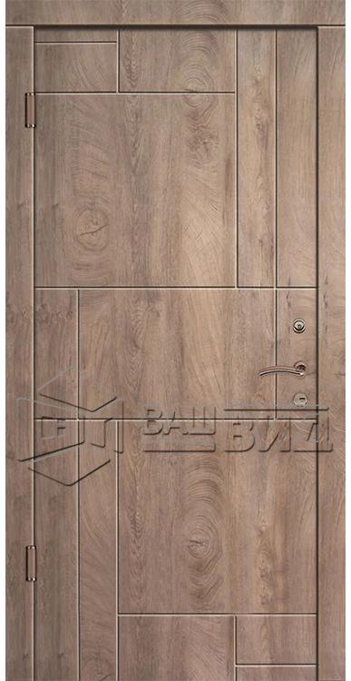 Дверь Неаполь 2 (входная квартира) 5