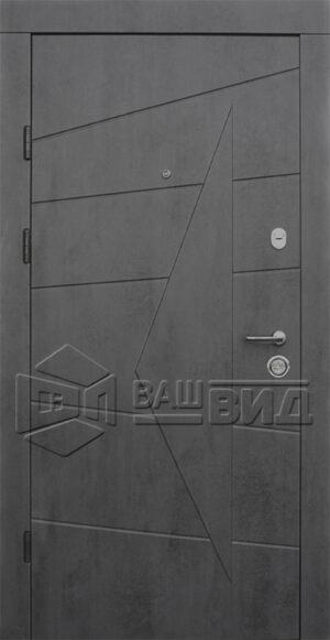 Двери Акцент (входные квартира)