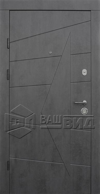 Двери Акцент (входные квартира) 5
