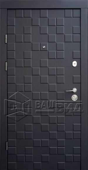 Дверь Онтарио двухцветная (входная квартира)