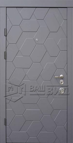 Дверь Поло двухцветная (входная квартира)