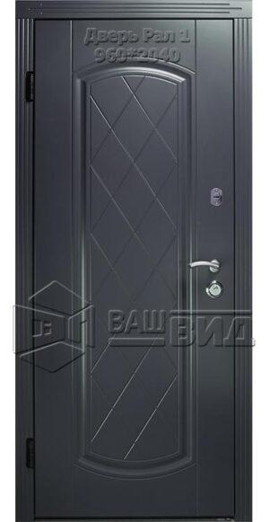 Двери Рал 1 960*2040 (входные квартира)