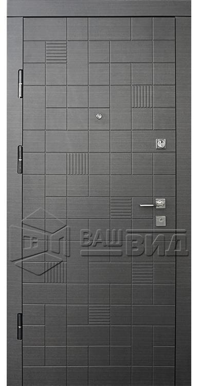 Двери Каскад (входные квартира) 5