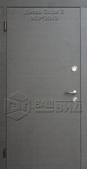 Дверь Софи 2 960*2040 (входная квартира)