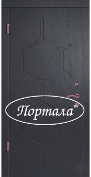 Дверь Сплит (входная квартира)
