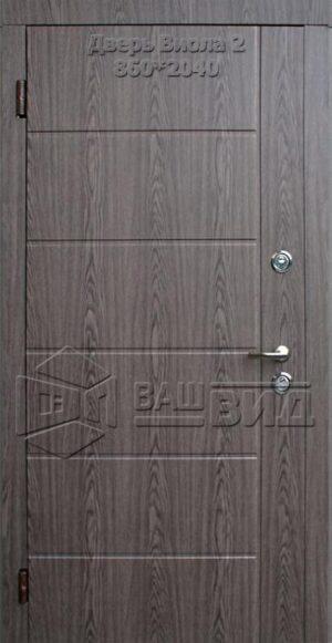 Дверь Виола 2 860*2040 (входная квартира)