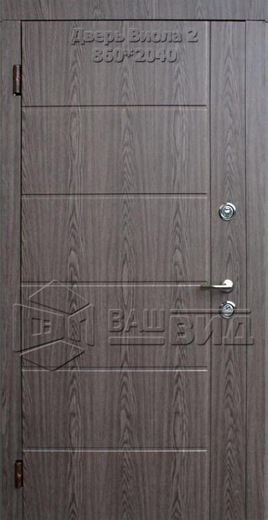 Дверь Виола 2 860*2040 (входная квартира) 5