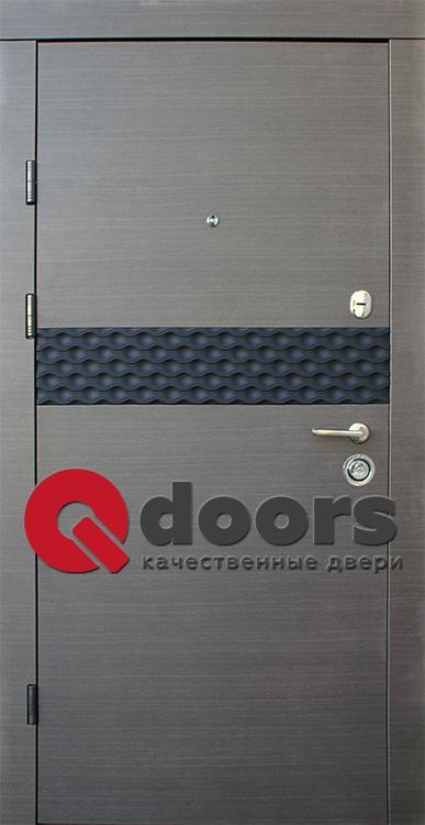 Двери Сити-М входные квартира 5
