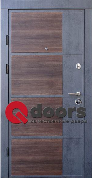 Двери Бостон-М (входные квартира)